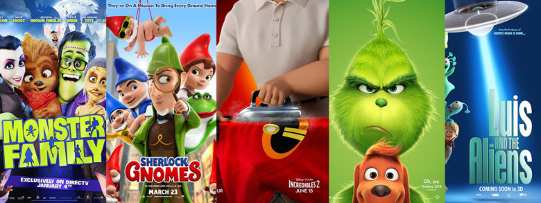 c4f3eaf1df Best Upcoming Animated 3D Movies for Kids in 2018 • Nasiha s.com ...